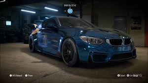 Bmw M2 2014 Need For Speed 2015 Bmw M4 2014 Customize Car Tuning