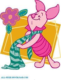 winnie pooh piglet 032 free vector encapsulated postscript