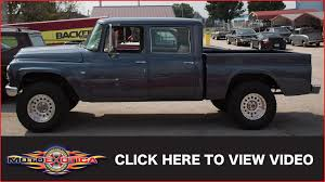 1967 international harvester 1100 quad cab sold youtube