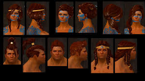 more long hairstyles for player races everquest 2 forums