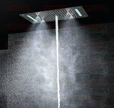 Flush Mount Bathroom Exhaust Fan by Shower Head Flush Ceiling Shower Head Find Best Ceiling Exhaust