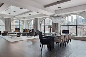 8th floor loft on greenwich street tribeca lofts interiors and