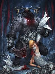 butcher saint angel demon pinterest monster art monsters