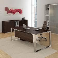 modele bureau bureau droit 180cm 200cm en aluminium eight lemondedubureau