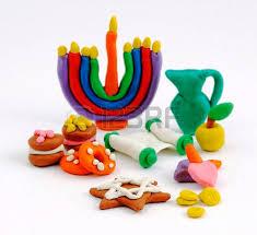 hanukkah toys hanukkah handmade plasticine toys modeling clay colorful texture