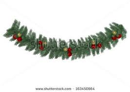 christmas tinsel christmas tinsel baubles isolated stock illustration 163450664