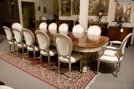 Dining Room Set For 12 Dining Room Set For Sale Provisionsdining Com