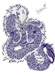 tattoo dragon water spirit dragon tattoo 1 by thewolfmaria on deviantart