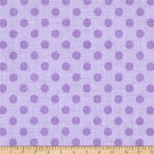 riley blake small dots tone on tone lavendar discount designer