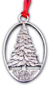 ornaments gibson pewter