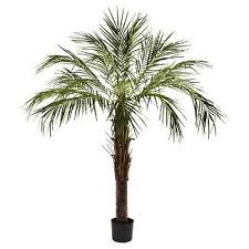 artificial palm tree target