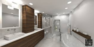 Modern Master Bathroom Designs Modern Master Bathroom Design Labra Design Build