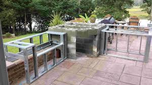 inspirational stainless steel doors outdoor kitchens taste
