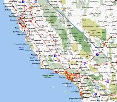 map of california map of california coast cities deboomfotografie