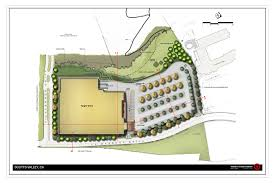 architectural site plan city of scotts valley planning department current projects