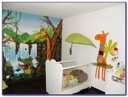chambre jungle deco chambre jungle bebe page accueil les meilleures