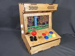 raspberry pi mame cabinet diy arcade cabinet kits more porta pi arcade kit