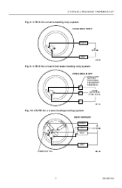 replace honeywell round thermostat diagrams