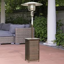 Patio Gas Heaters by Homcom 12 Kw Patio Gaz Heater Aosom Co Uk