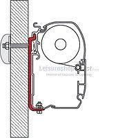 Fiamma Zip Awning Optional Brackets Fitting Fiamma F45ti F45til Zip Awning