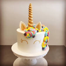 unicorn cake topper gold unicorn cake topper horn ears fondant birthday