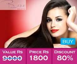 haircut deals lahore galvanic facial haircut hair wash mani pedi thread chalo pk