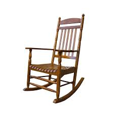 Indoor Outdoor Rocking Chair Dixie Seating Indoor Outdoor Spindle Rocking Chair Unfinished