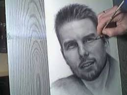 tom cruise portrait drawing painting by sergius pabst youtube
