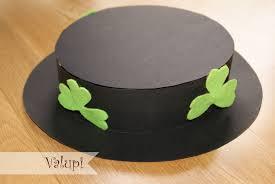 como hacer un sombrero de carton valupi handmade with love diy sombrero de cartulina para saint