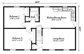 cape cod floor plans 1950