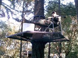 2 Person Deer Blind Plans Zip Platforms