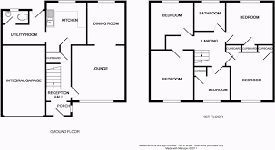 House Floor Plans For Sale 195195 1684929 Martin Co Witney Bedroom Semi Detached House For
