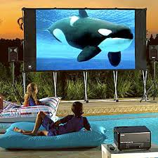 Backyard Outdoor Theater Turn Your Backyard Into A Real Theater Avs Forum Home Theater
