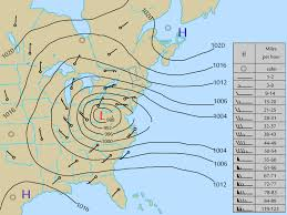 Barometric Pressure Map How To Tell Wind Direction On A Weather Map F F Info 2017