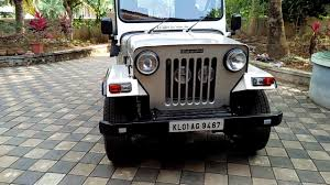 classic jeep modified mahindra major jeep youtube