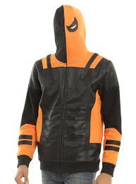 dc comics deathstroke cosplay hoodie topic