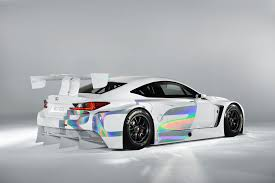 lexus toronto used cars lexus rc f gt3 racer debuts in detroit will race in u s by 2016