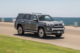 toyota go car 2015 toyota 4runner limited 4x4 review first test motor trend