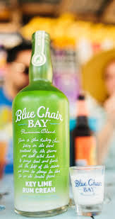 blue martini bottle buttery lime shooter 75 oz blue chair bay key lime rum cream