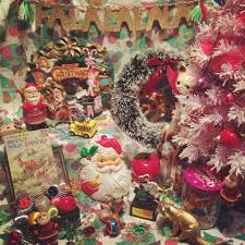 Kitschy Decor Kitsch Christmas Decorations Mollie Makes