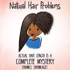 Natural Hair Meme - my natural hair journey precious core