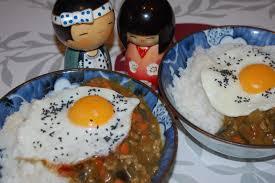 cuisine japonaise les bases ma bento ナスカレー ou curry japonais d aubergine
