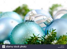blue christmas decorations ornaments many xmas x mas glass chalice