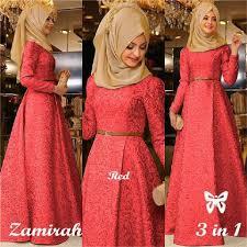 model baju muslim modern baju gamis modern terbaru setelan wanita modis
