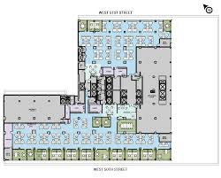 ninth floor 135w 50th street