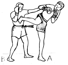 solar plexus punch boxing kickboxing archives fight skills