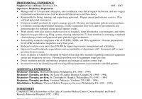 Respiratory Therapist Resume Templates Free Resume Samples Part 3