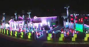 fred loya house debuts new light show