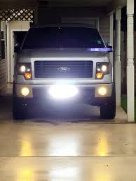 yellow fog lights where to buy and has one done it yet ford