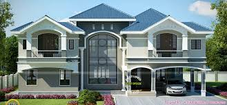 super luxury house in beautiful style home design